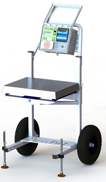 FairPick Pro harvest scale system for fruit and vegtables