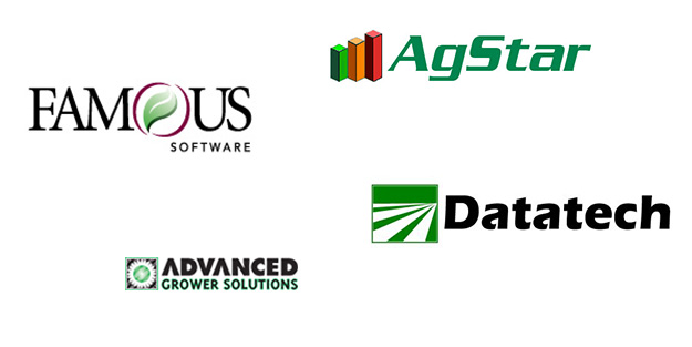 Datatech, Famous, AgStar, Advanced Grower Solutions, Payroll Integration